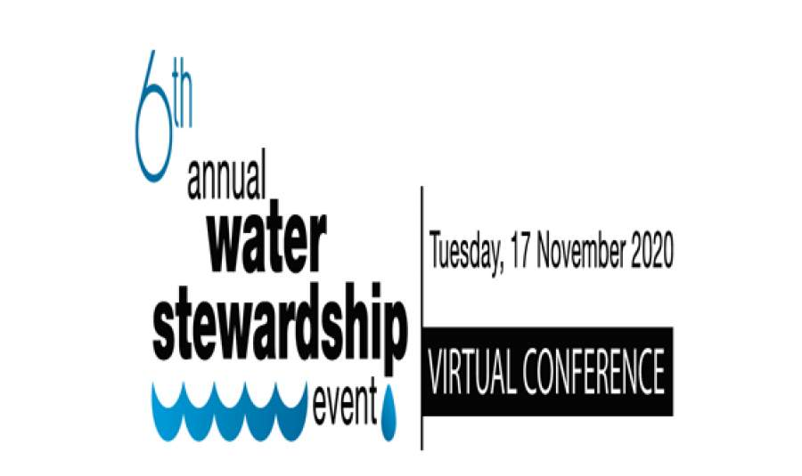 6th Annual Water Stewardship Conference - Good governance for green recovery – stewardship in a post-Covid water sector