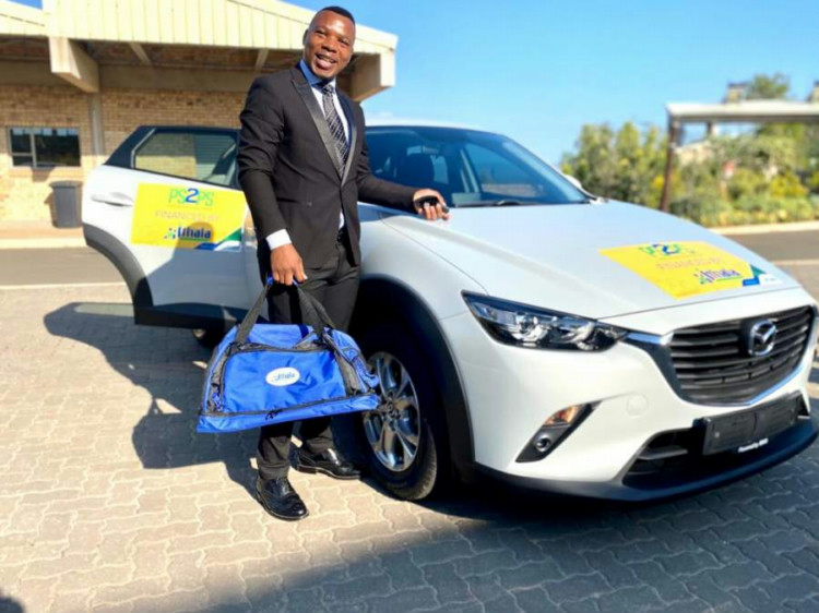 ITHALA'S finance scheme helps teacher own a luxury vehicle
