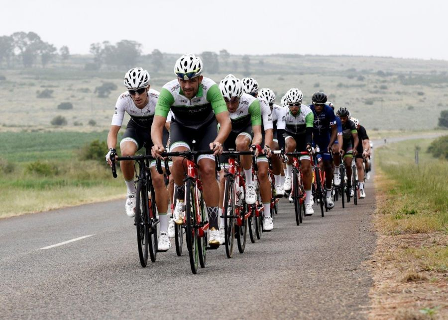 Silverstar - new venue for Berge & Dale cycling road race