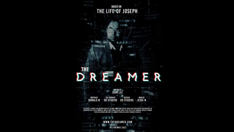 """The Dreamer goes to Hollywood to Produce """"The Dreamer"""""""