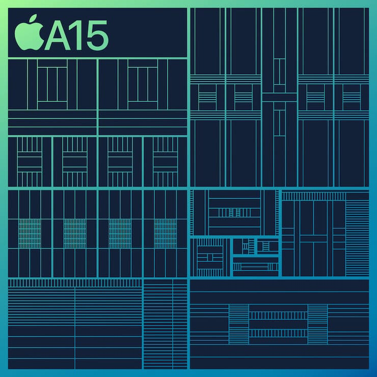 Processor and storage in iPhone 13 and iPhone 13 mini