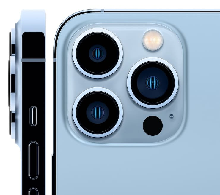 IPhone 13 Pro and iPhone 13 Pro Max cameras