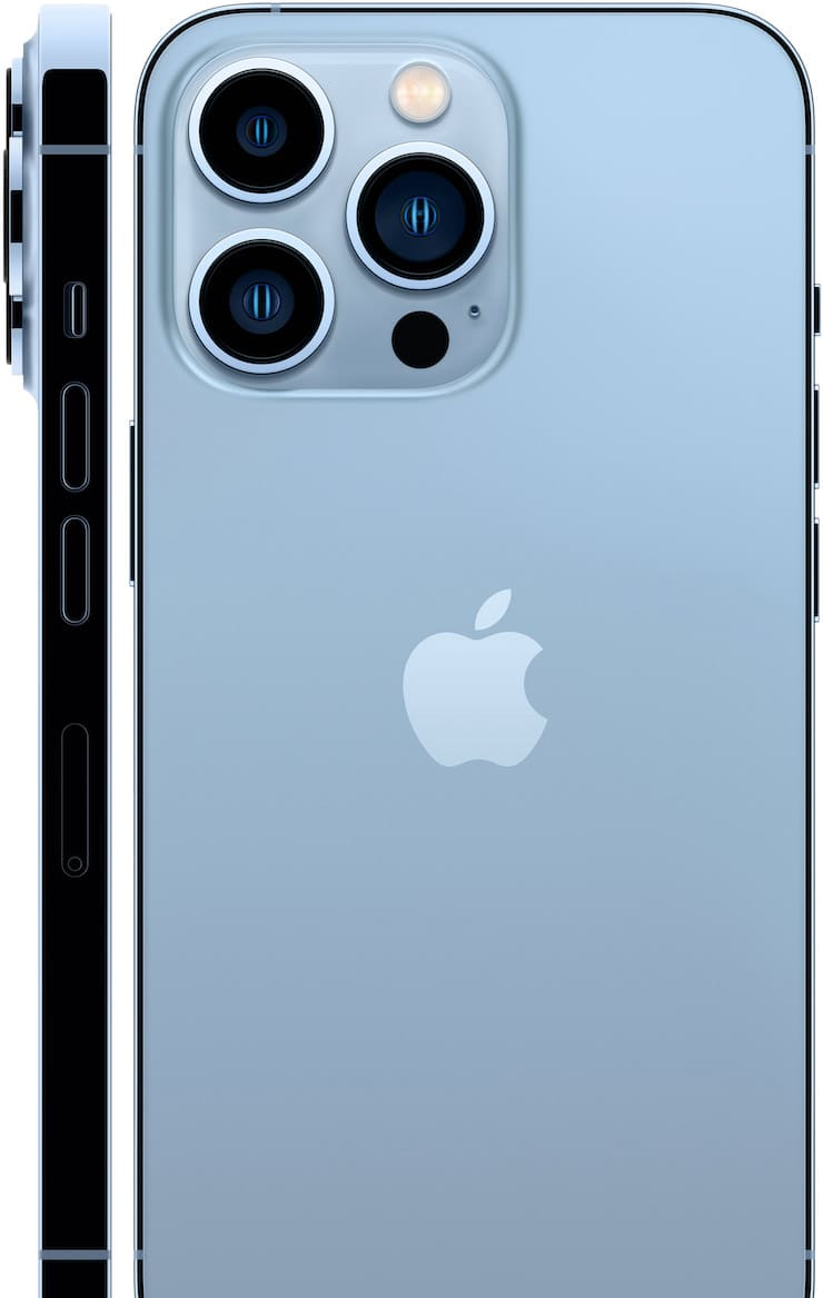 Water permeability of the iPhone 13 Pro and iPhone 13 Pro Max