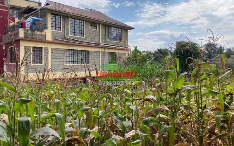 Commercial Plot For Sale in Kinoo Muthiga.