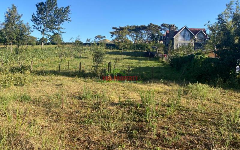 Residential Plot For Sale In Kikuyu,Ondiri.