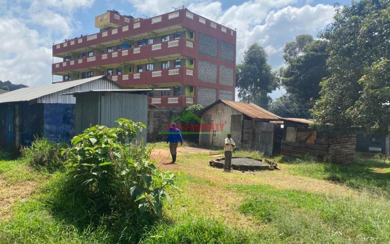 Commercial Plot For Sale in Thogoto