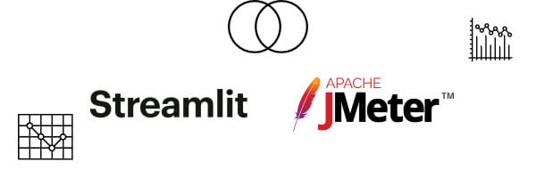 Powering up Apache JMeter with Streamlit and opening the door for machine learning.