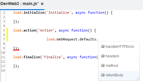 Validate Syntax