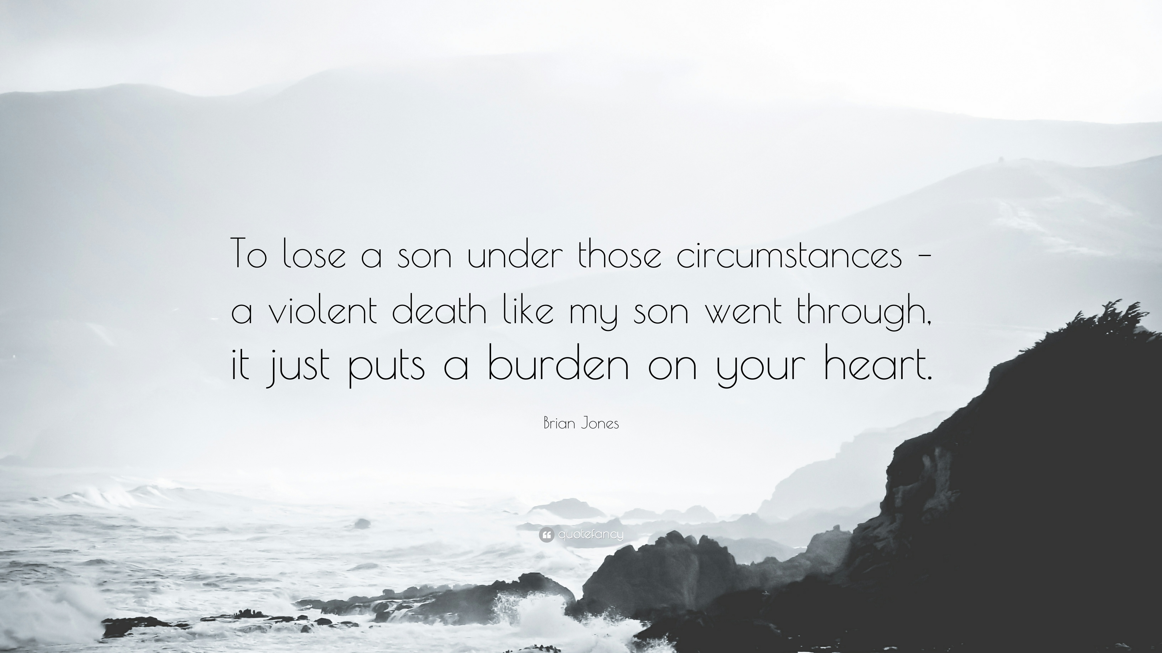 Loss Of A Son Poems And Quotes 1