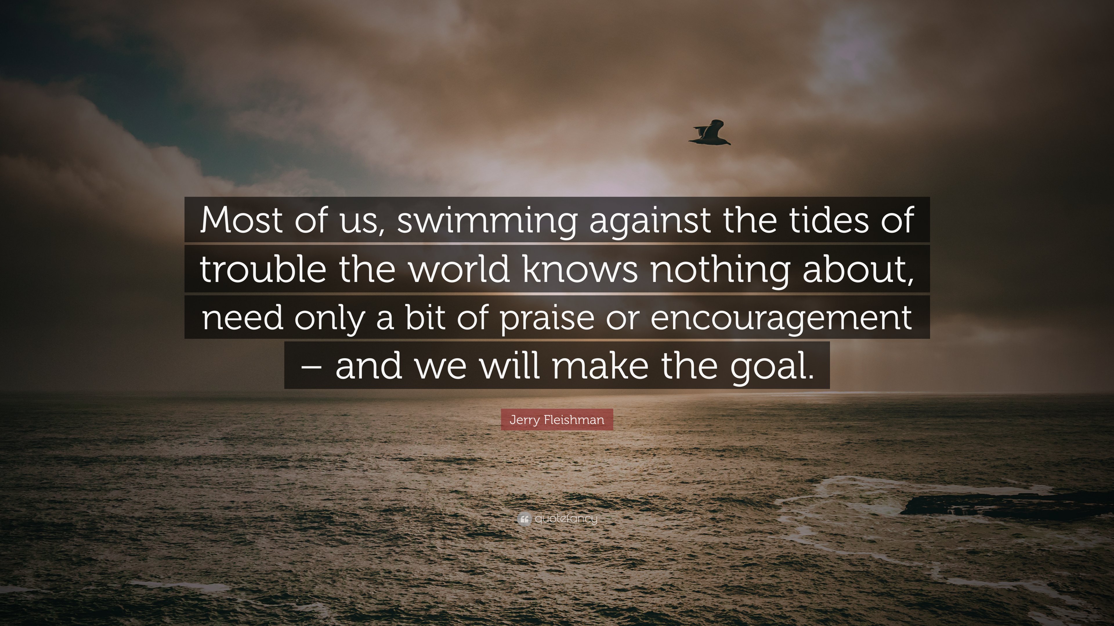 Quotes About Swimming 2