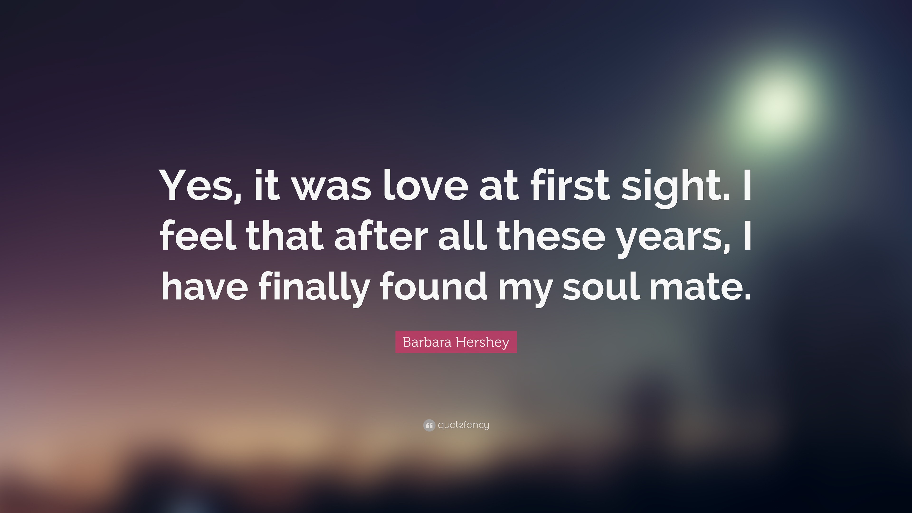 Love At First Sight Quotes 3