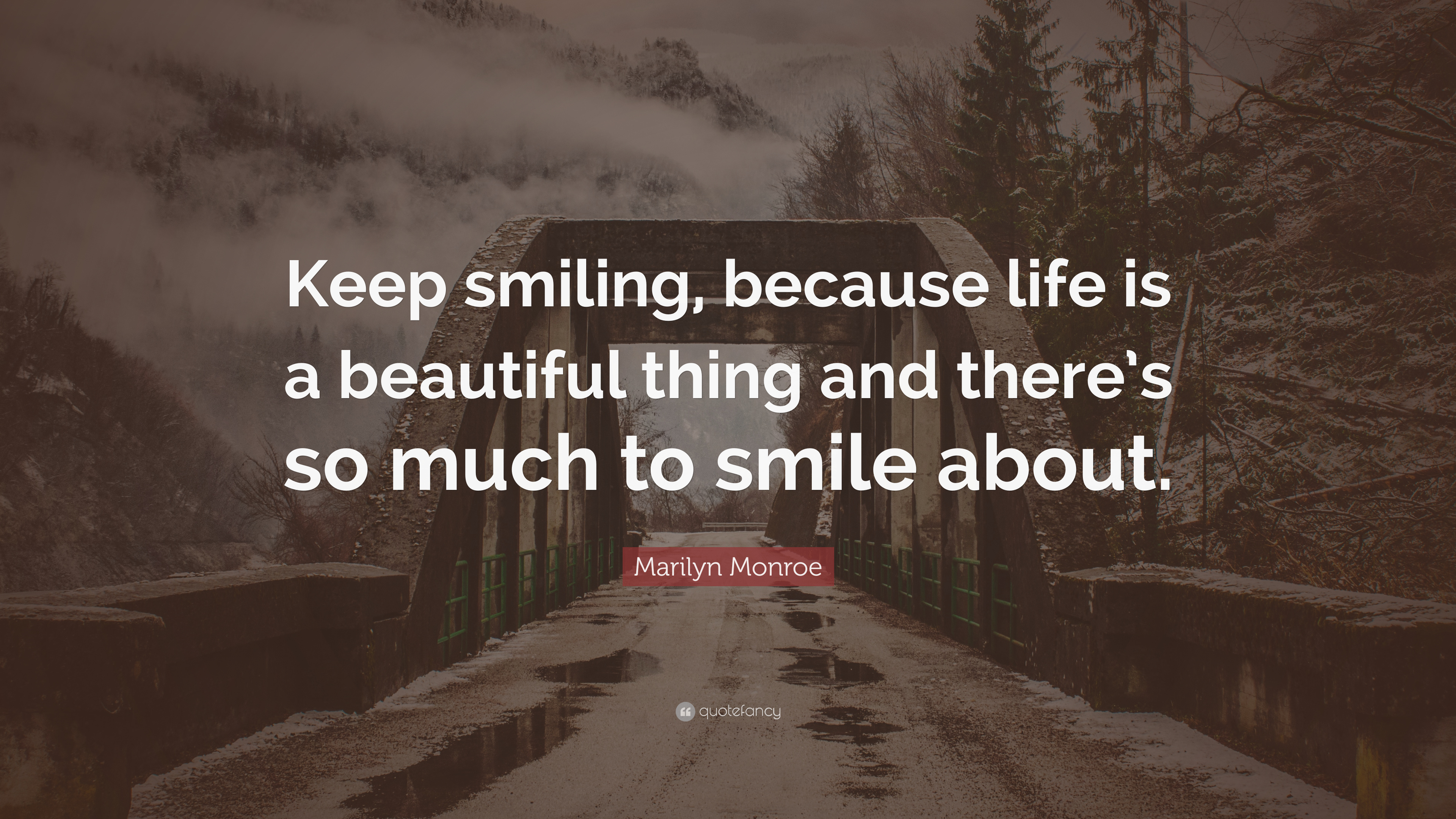 Keep Smile Quotes 3