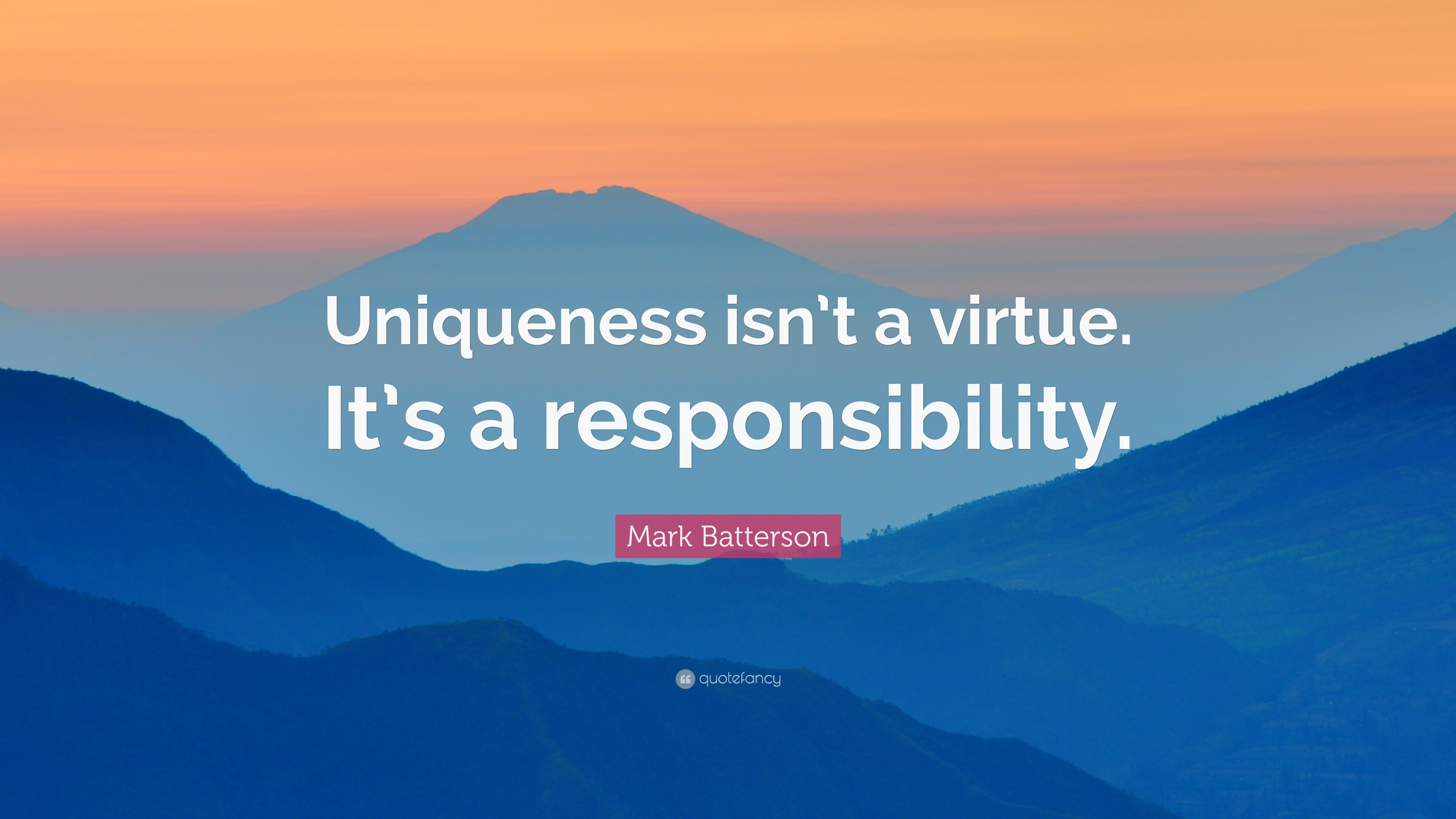 Quotes About Uniqueness 5