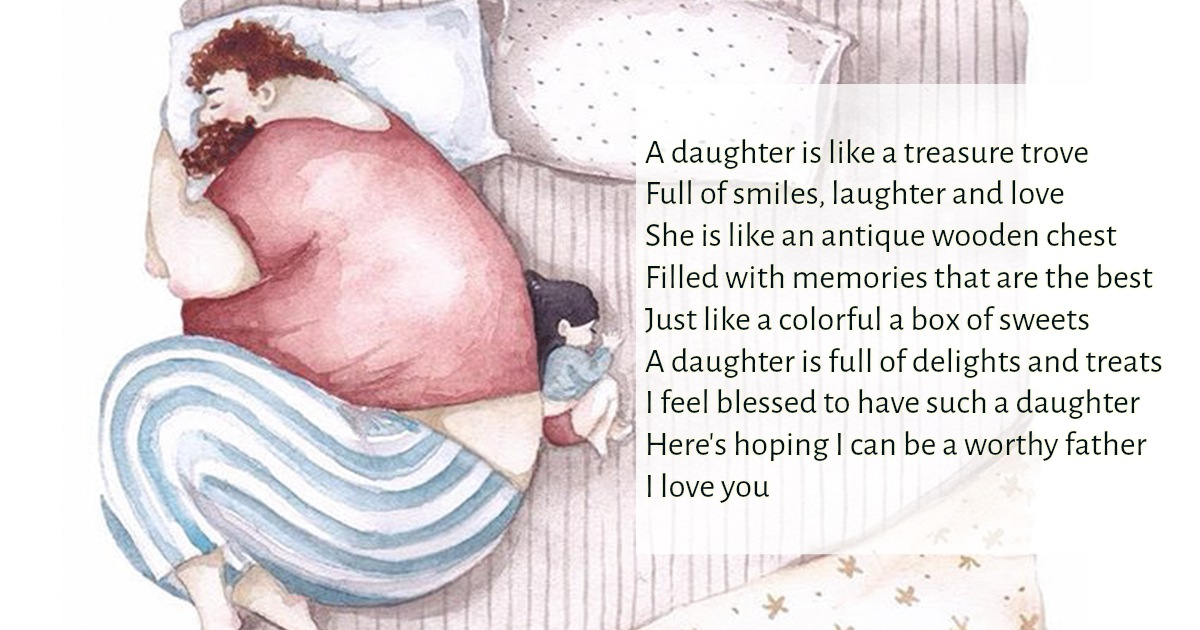 Valentine Poems For Daughter 1