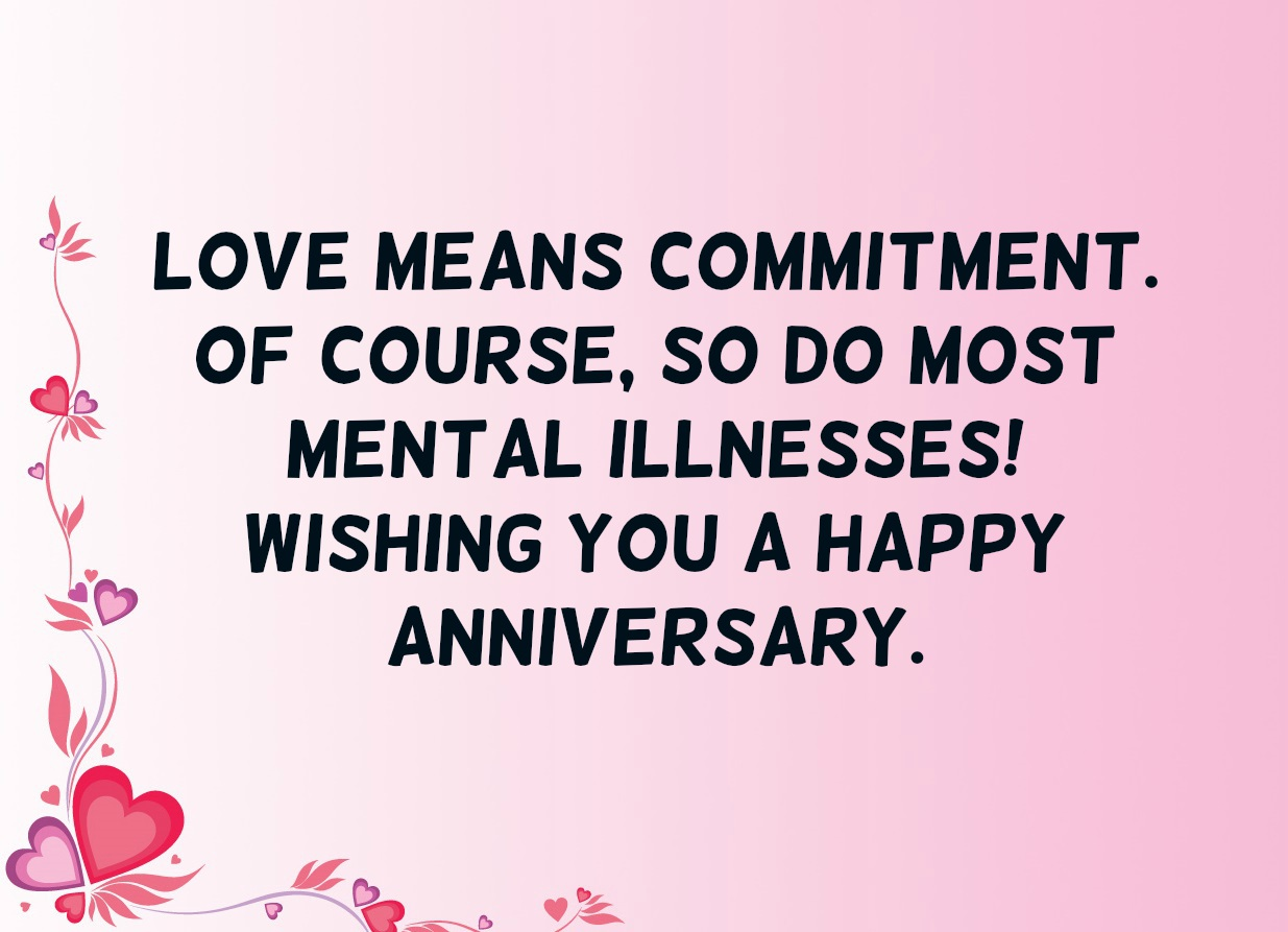 Funny Anniversary Quotes For Friends