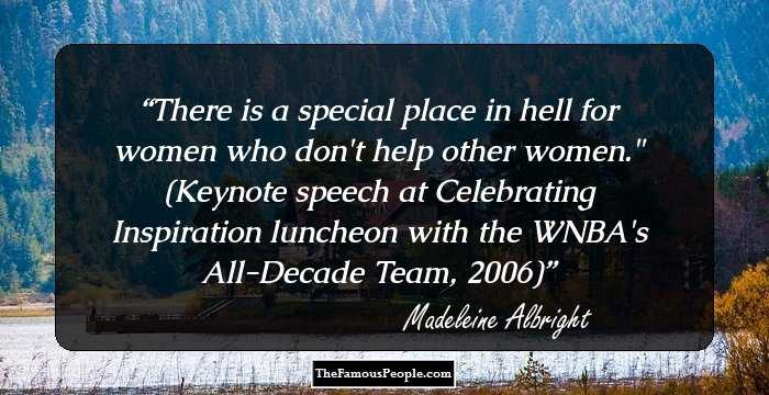 Madeleine Albright Quotes 5