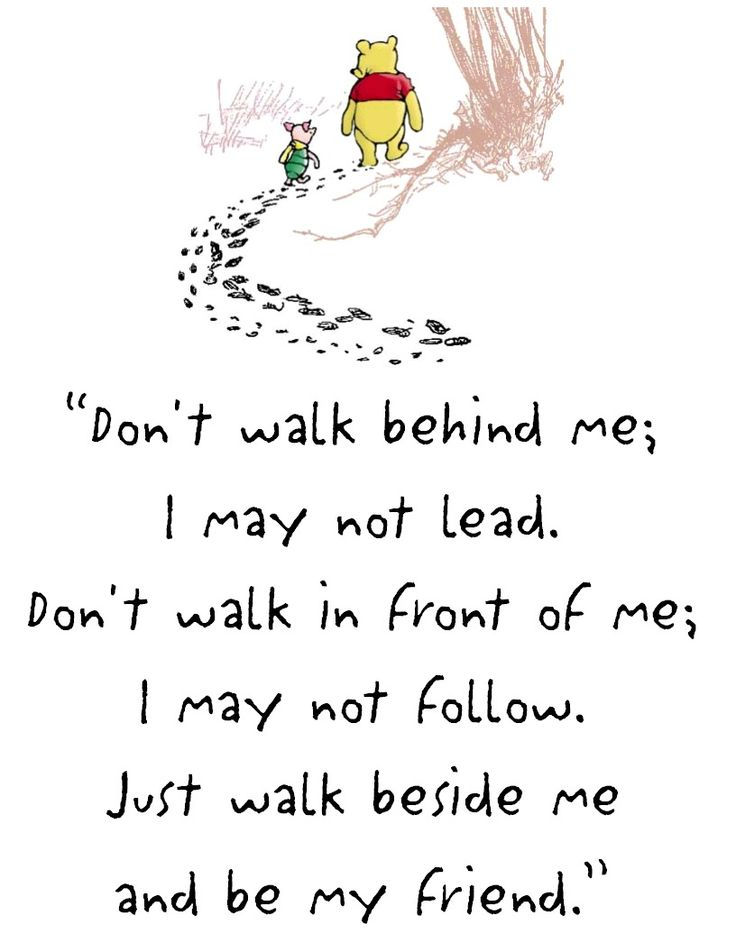 Winnie The Pooh Friendship Quotes 3