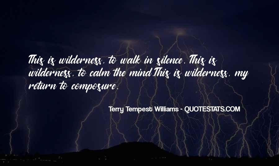 Wilderness Quotes 1