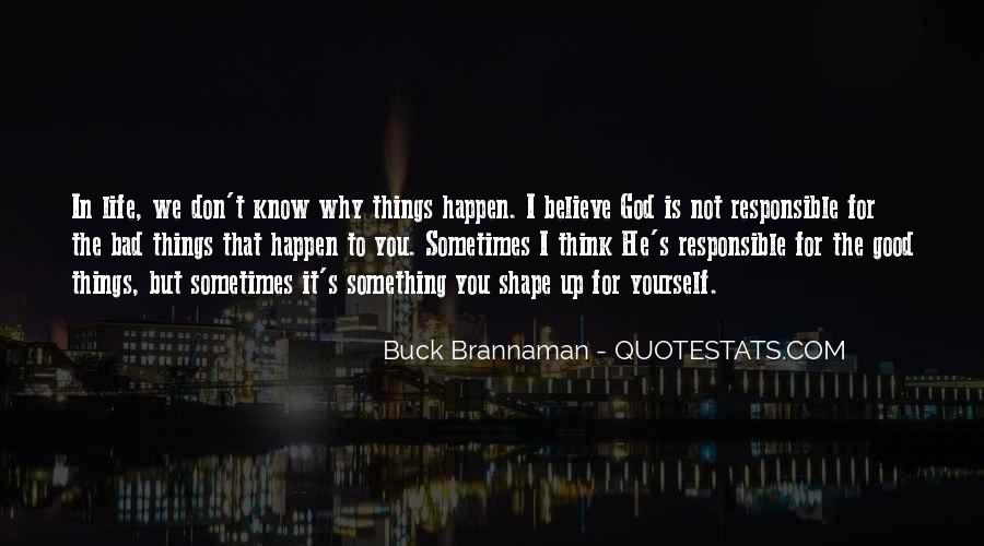 Good Things Quotes 2