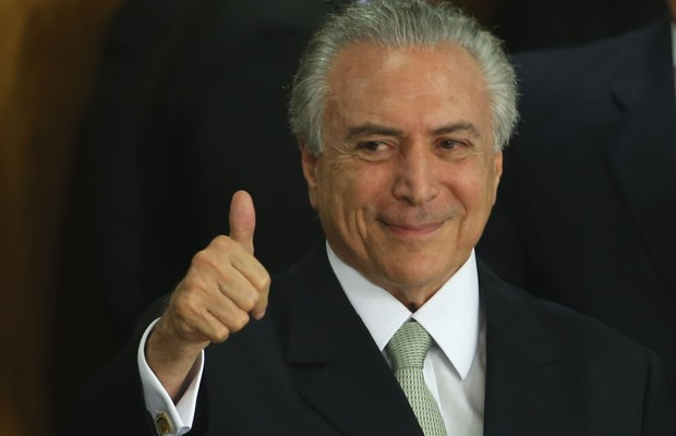 temerrr - Michel Temer e a Bancada do DF