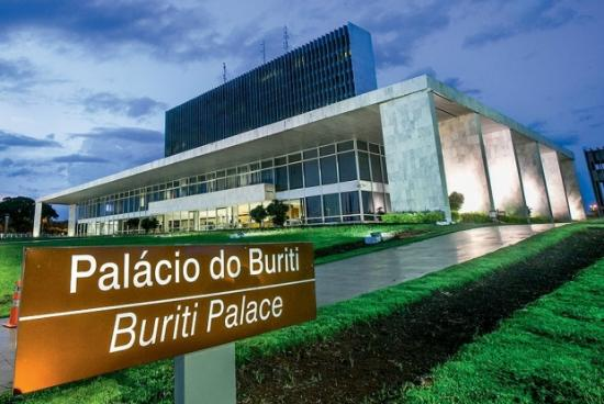 palacio do buriti - GDF autoriza reabertura de óticas na capital