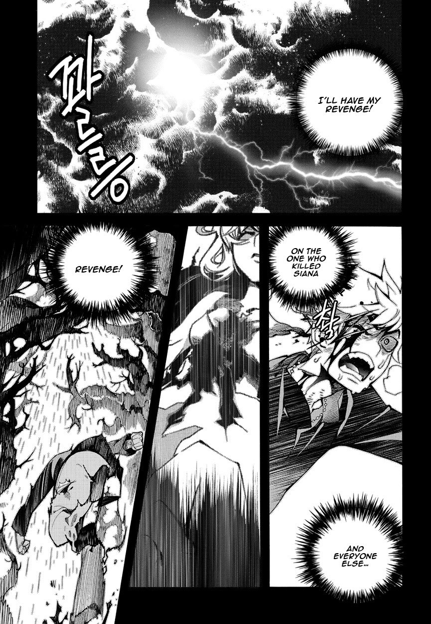 Read Cavalier Of The Abyss Chapter 106