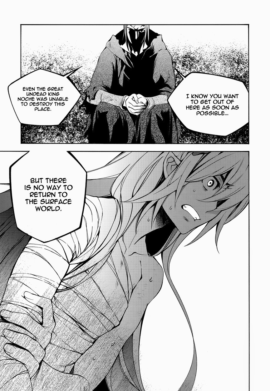 Read Cavalier Of The Abyss Chapter 114