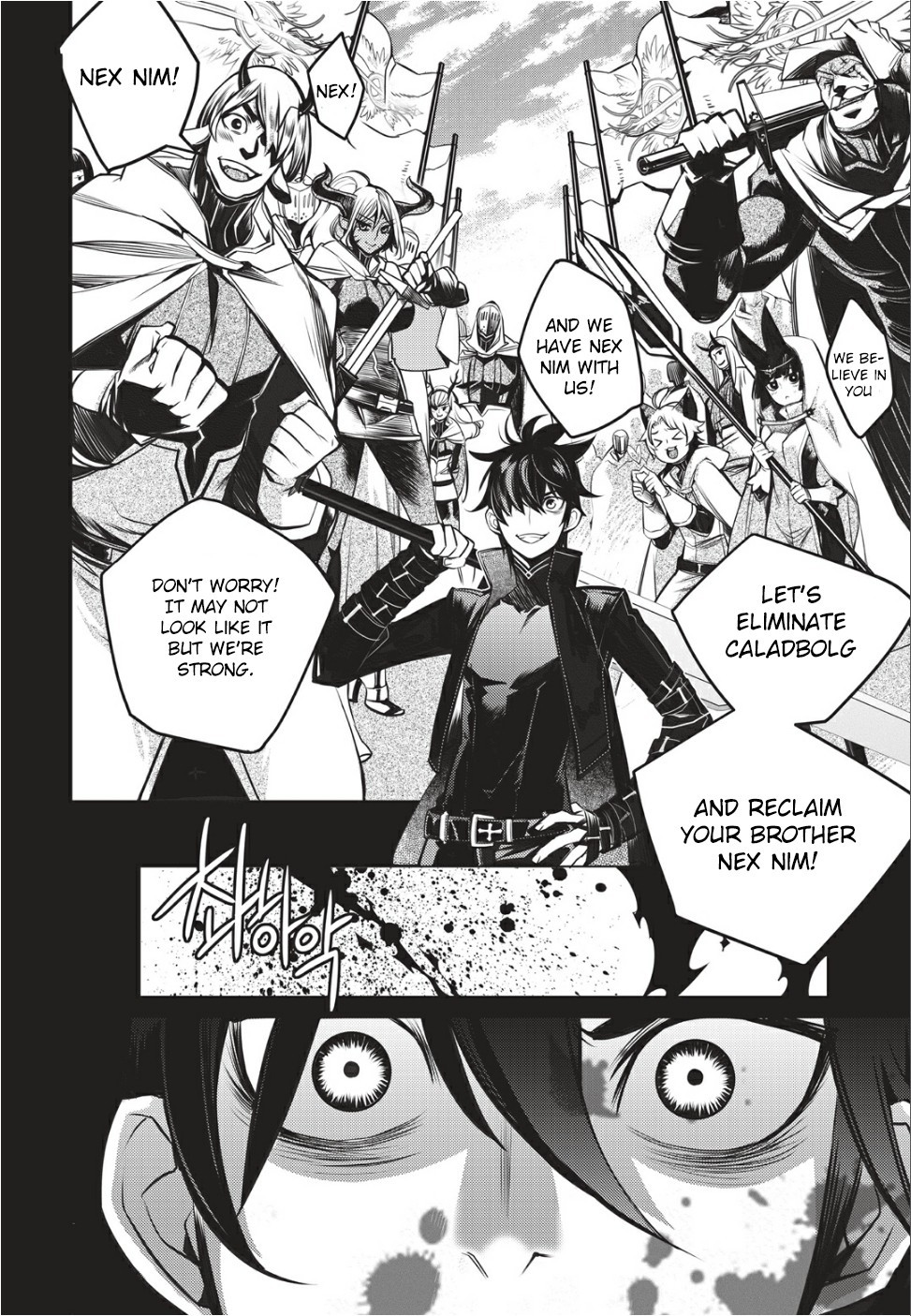 Read Cavalier Of The Abyss Chapter 132