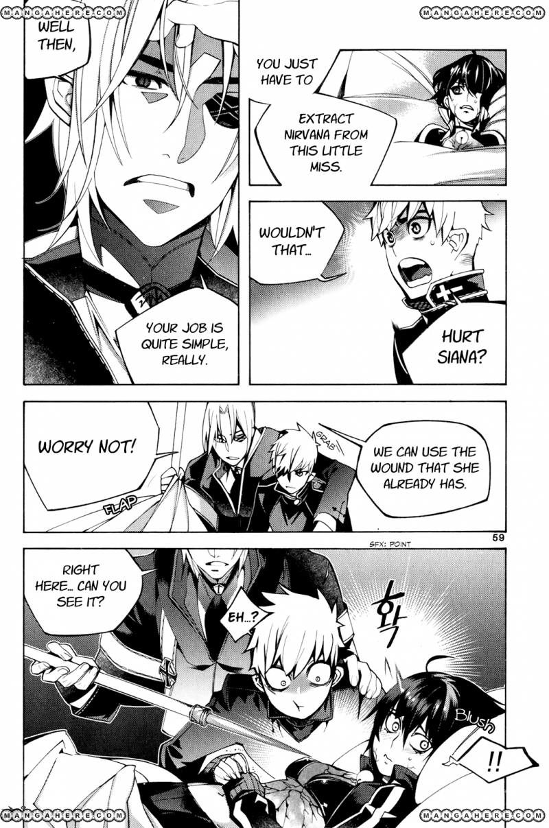 Read Cavalier Of The Abyss Chapter 109