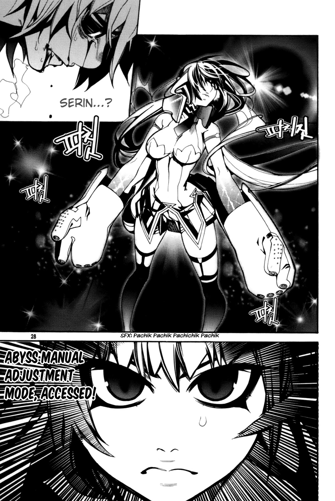 Read Cavalier Of The Abyss Chapter 40