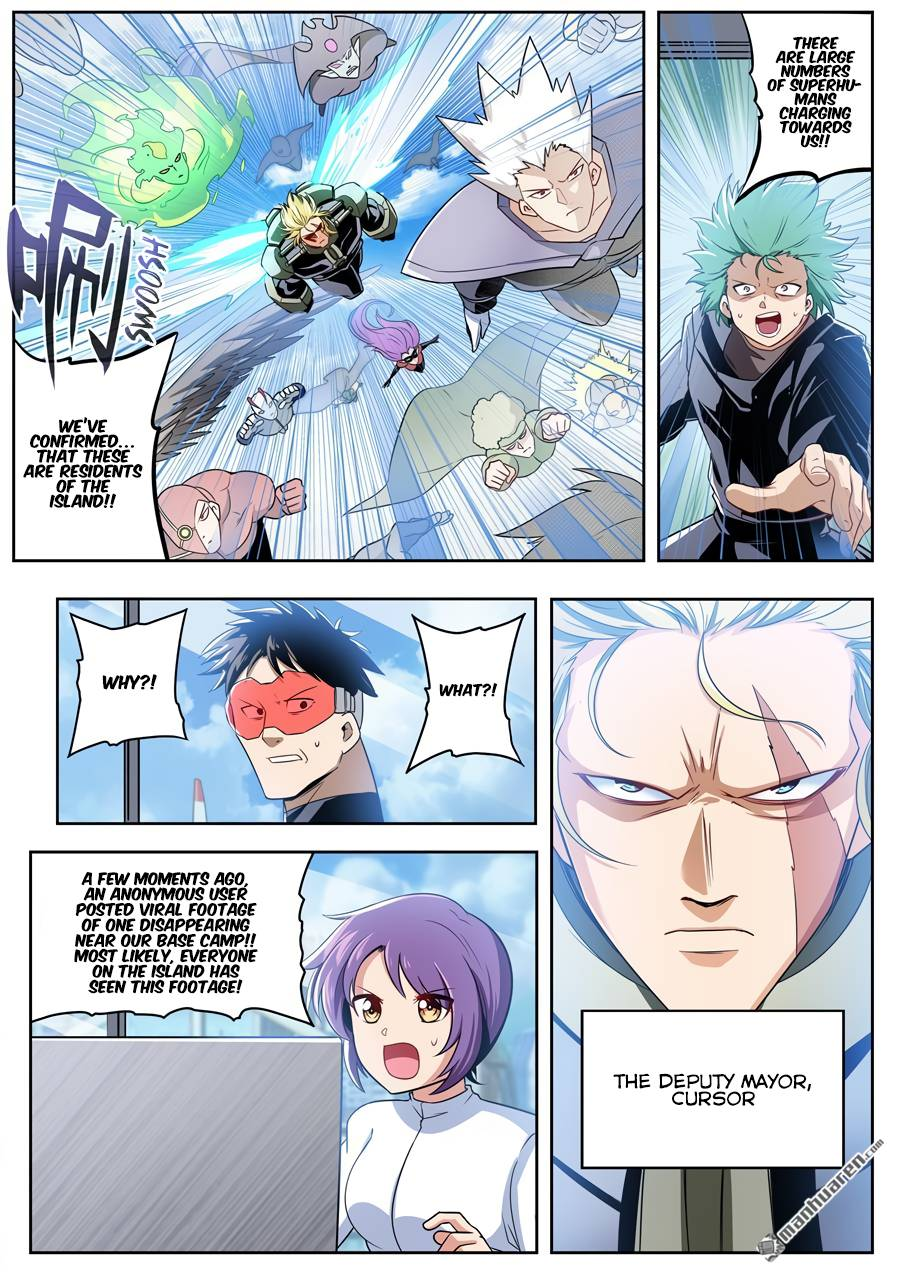 Read Hero? I Quit A Long Time Ago. Chapter 282