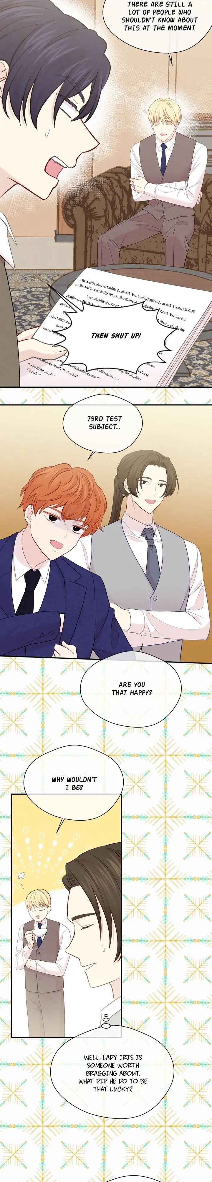 Read Iris – Lady With A Smartphone Chapter 114