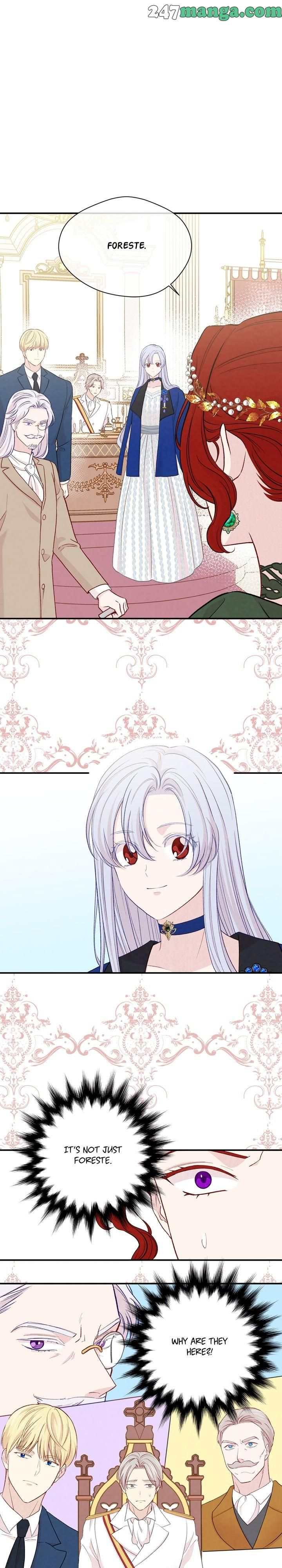 Read Iris – Lady With A Smartphone Chapter 115