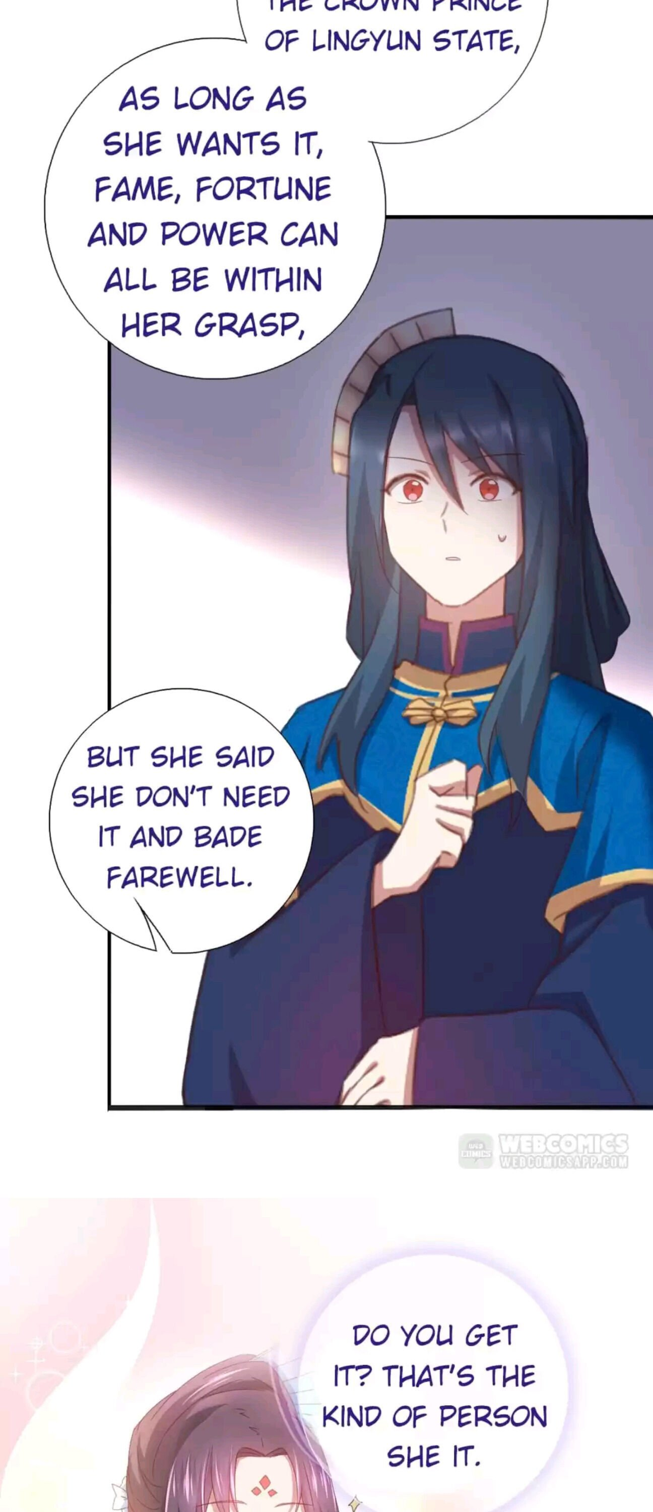 Read Holy Chef, Crazy Empress Chapter 205