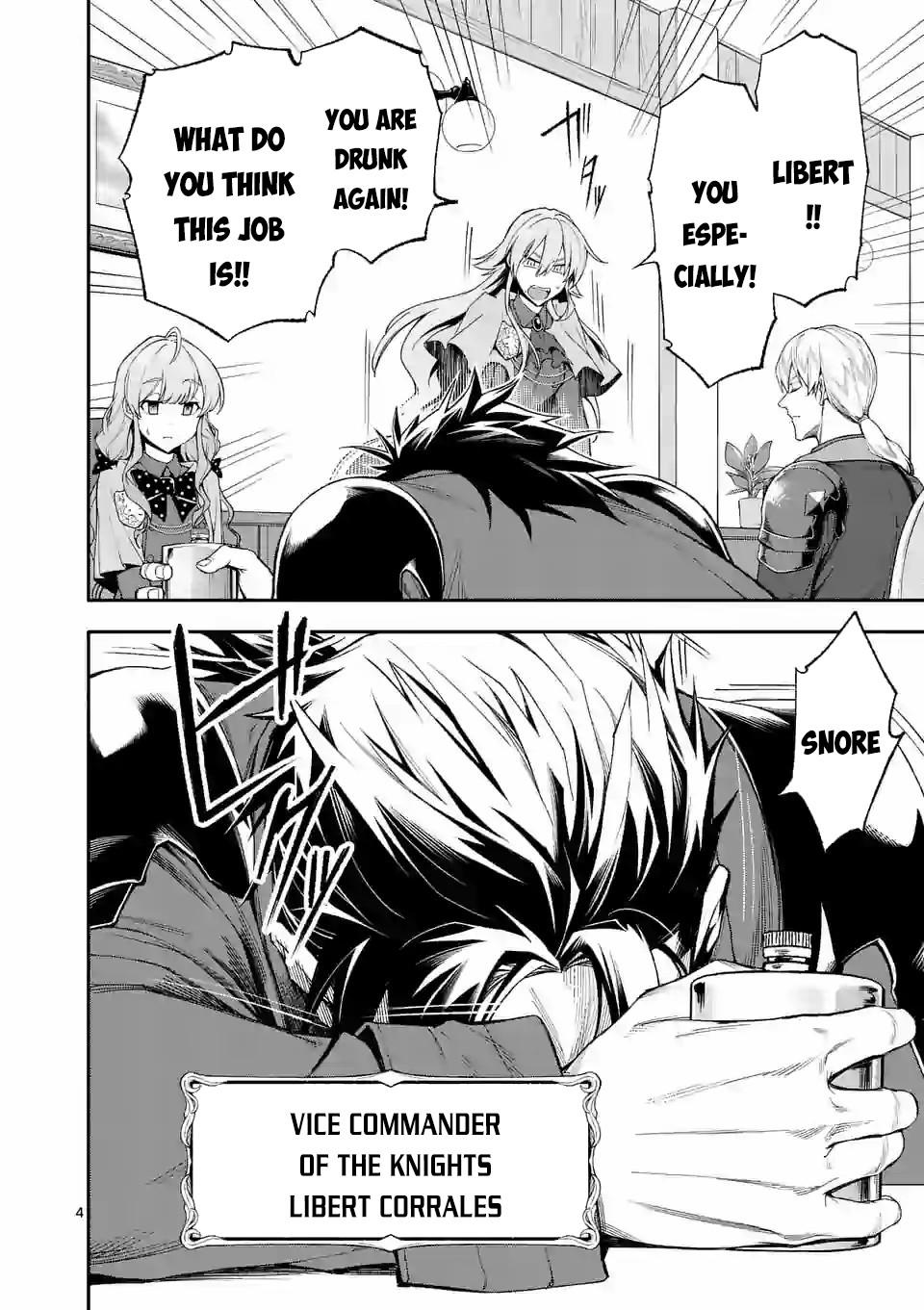 Read After Being Reborn, I Became The Strongest To Save Everyone Chapter 33