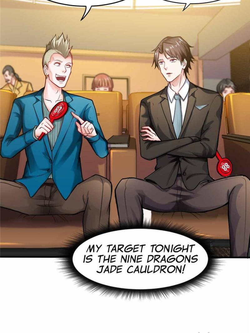Read Peerless Doctor In The City Chapter 132