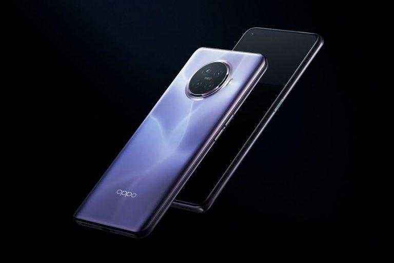 Realme Ace leaked image showing its back and front side