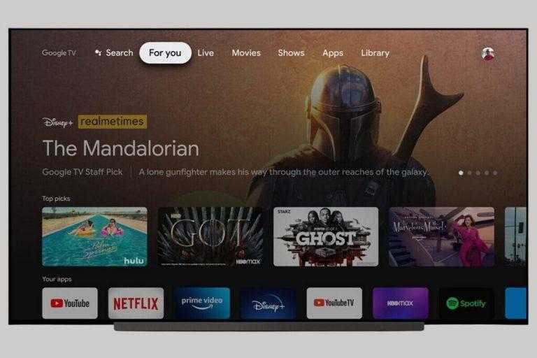 Android TV new UI featured