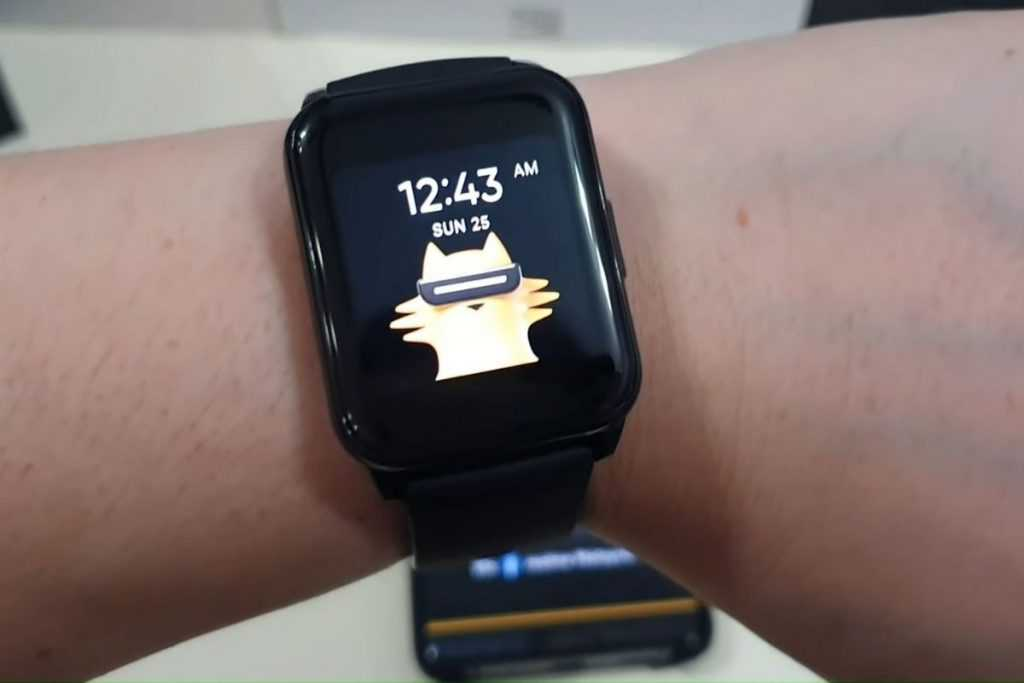 Realme Watch 2 Unboxing Leaked (1)