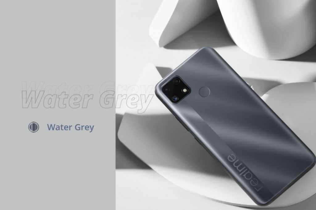 Realme C25s launched