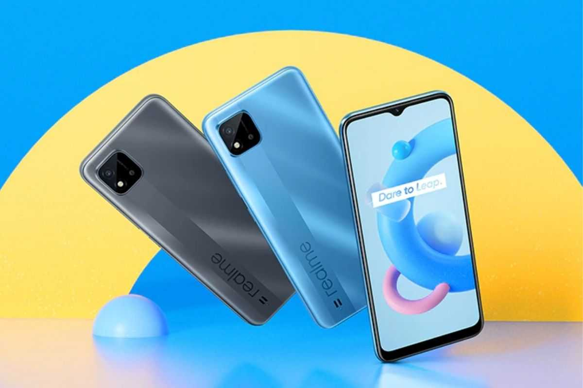 Realme C11 2021 launched