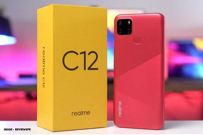 Realme C12 featured