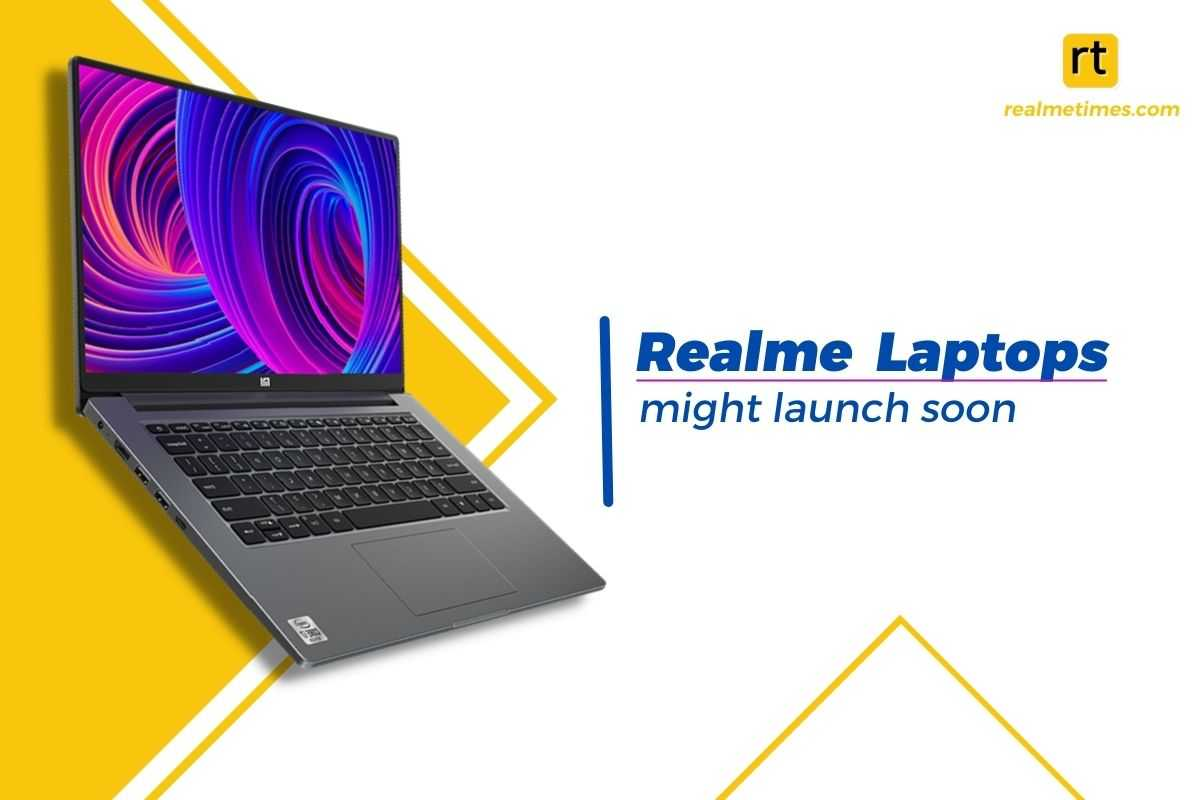Realme Laptops to launch soon