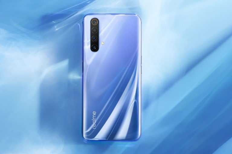 Realme X50 5G Featured