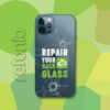 iPhone 12 Pro Max Backglas fix