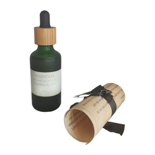 Concentrate facial oil