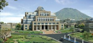 Proposed Main Building of IIT Bhubaneshwar