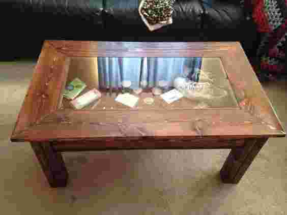 Shadow Box Table Top Easy Craft Ideas
