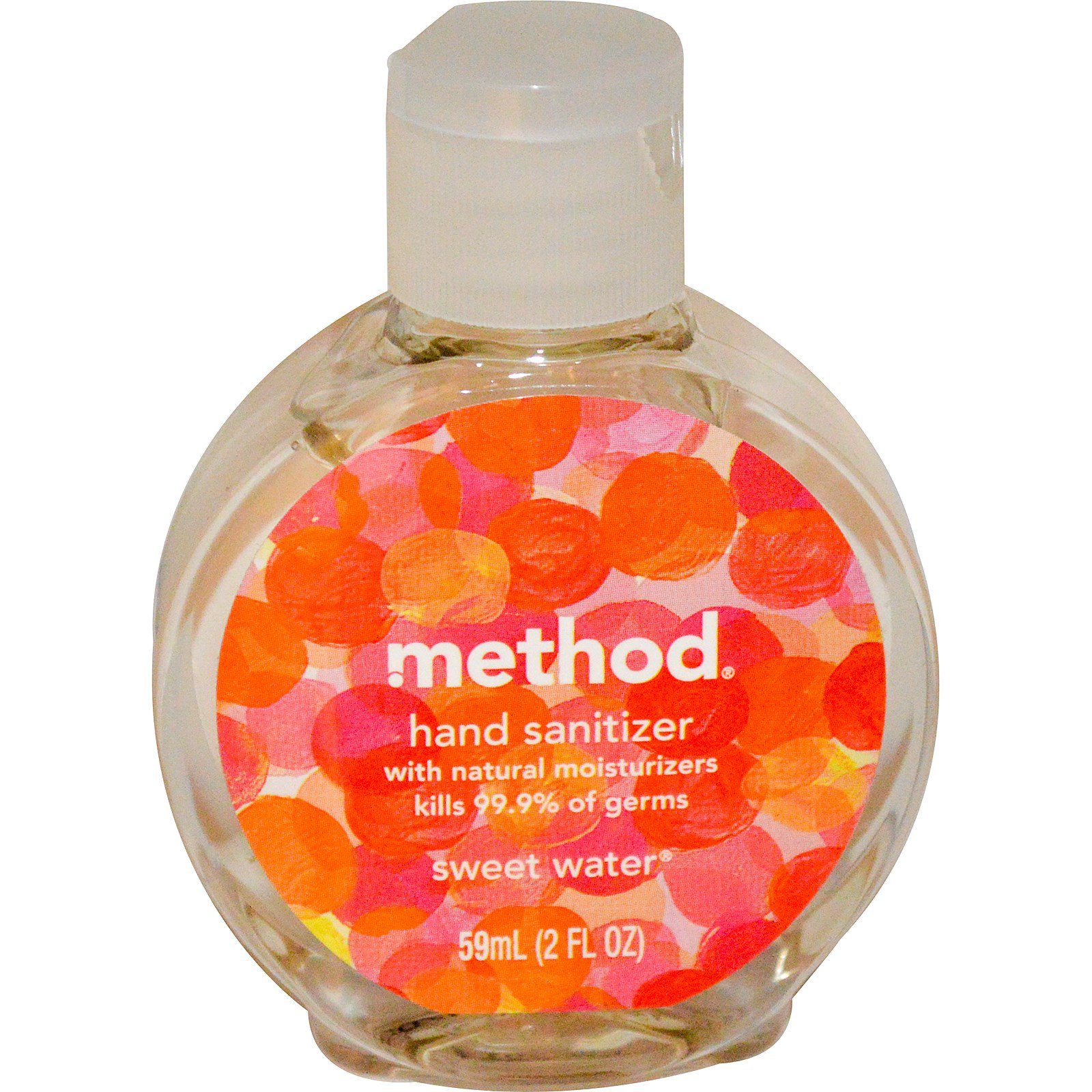 Method Hand Sanitizer Sweet Water 2 Fl Oz 59 Ml Iherb