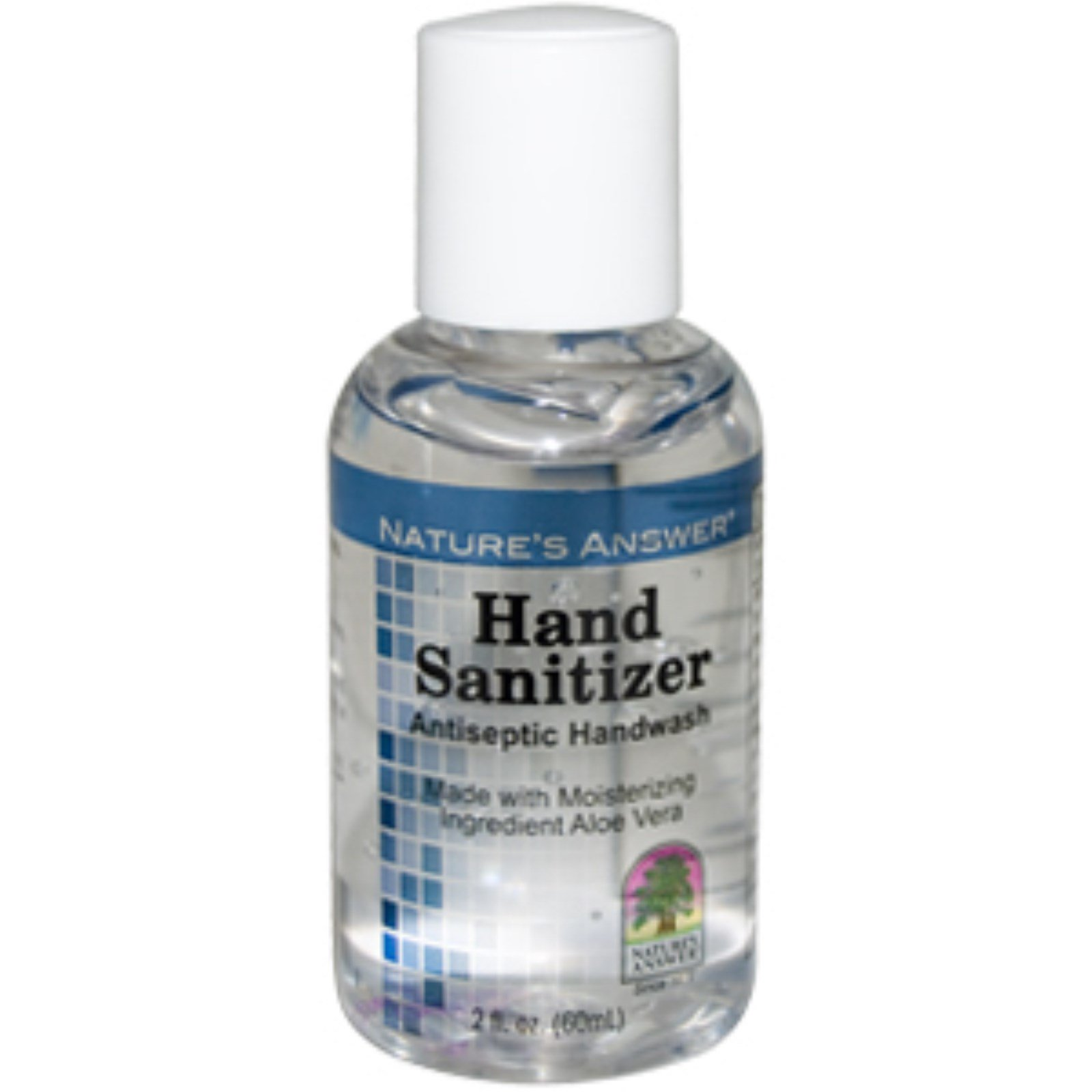 Nature S Answer Hand Sanitizer Antiseptic Handwash 2 Fl Oz 60